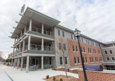 University of Lynchburg Residence Hall – Westover