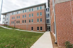 University of Lynchburg Westover Residence Hall