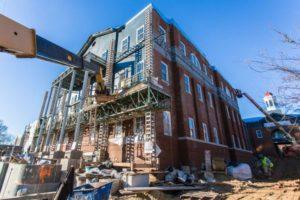 New Academic Building at Longwood University
