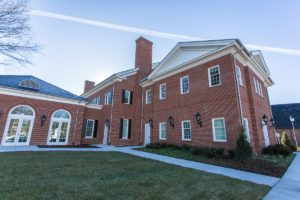 New Admissions Building at Longwood University