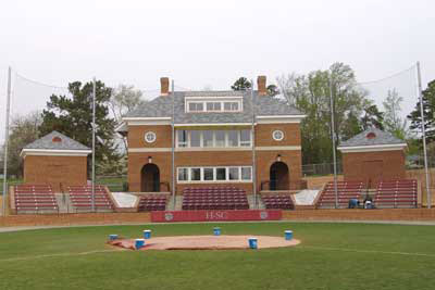 Hampden-Sydney College: New Baseball Stadium