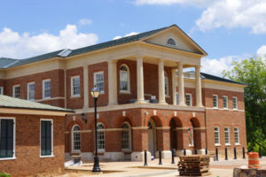 Charlotte Courthouse Building