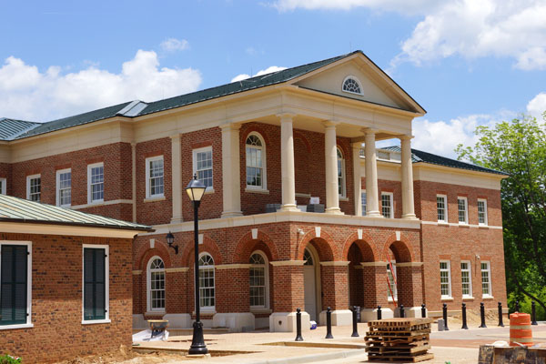 New Charlotte Courthouse Building