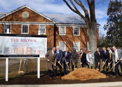 Hampden-Sydney College: Brown Student Center
