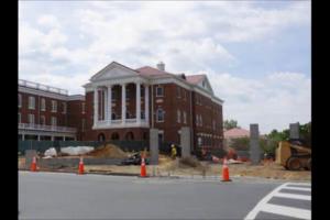 Longwood University: High Street Gateway