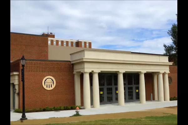 Longwood University: Willett Hall New Entrance