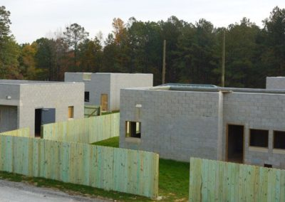 "Fort Pickett: New Training Facility ""The Village"""